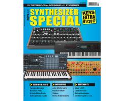 Synthesizer Special Keys Extra 01/2017