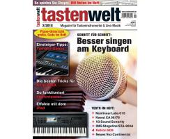 Tastenwelt 02 2018 PDF Download