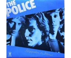 The Police - Walking on the Moon Gitarre Playalong