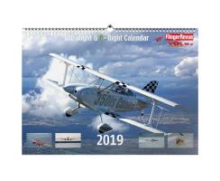 Ultralight & e-flight Calendar 2019