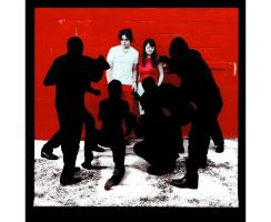 White Stripes - Dead Leaves and the Dirty Ground Gitarre...