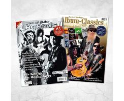 guitar Legends II + guitar Album Classics