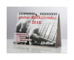 guitar-Riffkalender 2018 PDF Download