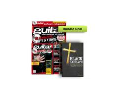 guitar School of Metal + Black Sabbath im Bundle
