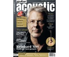 guitar acoustic 01 2018 Printausgabe oder PDF Download