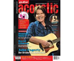 guitar acoustic 02 2014 Printausgabe oder PDF Download