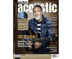 guitar acoustic 02 2015 Printausgabe oder PDF Download