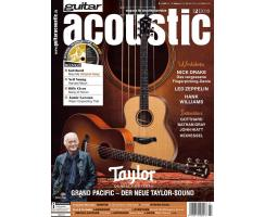 guitar acoustic 02 2019 Printausgabe oder PDF Download