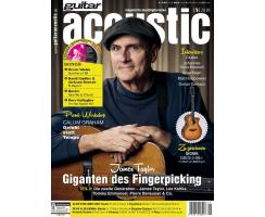 guitar acoustic 05 2018 Printausgabe oder PDF Download