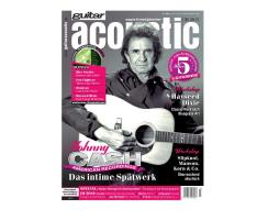guitar acoustic 03 2015 Printausgabe oder PDF Download