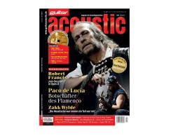 guitar acoustic 04 2014 Printausgabe oder PDF Download