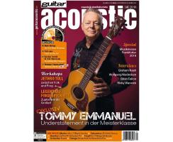 guitar acoustic 04 2016 Printausgabe oder PDF Download