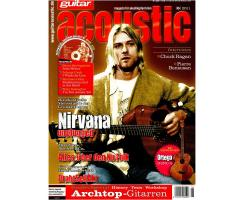 guitar acoustic 06 2011 Printausgabe oder PDF Download