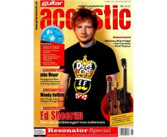 guitar acoustic 06 2012 Printausgabe oder PDF Download