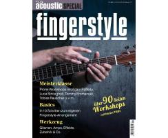 guitar acoustic Special - Fingerstyle Printausgabe oder...