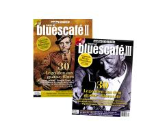 guitar best of bluescafé II + III Bundle