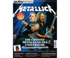 METALLICA - guitar artists  PDF Ausgabe