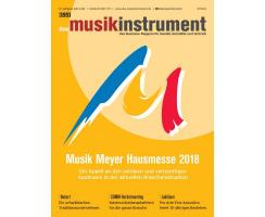 Das Musikinstrument 10 2018 Printausgabe oder PDF Download
