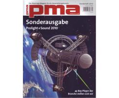 pma Sonderheft 2010 Prolight+ Sound