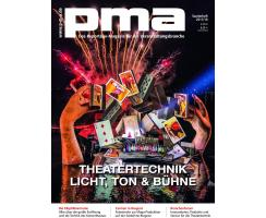 pma Sonderheft Theatertechnik 2017 / 2018 PDF Download