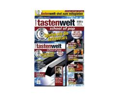 tastenwelt school of pop - Songbook mit DVD