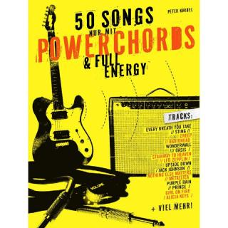 50 Songs nur mit Powerchords & Full Energy