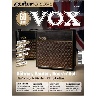 Guitar Magazin aktuelle Ausgabe