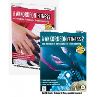 Bundle Akkordeon Fitness 1 + 2