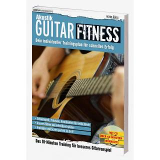 Akustik Guitar Fitness - ohne CD