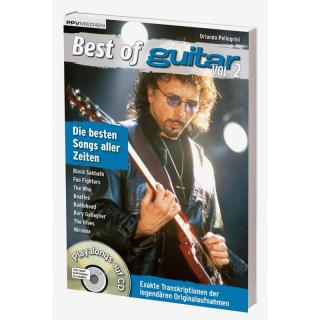 Best of Guitar Vol. 2 - Die besten Songs aller Zeiten