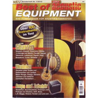 Best of guitar acoustic Equipment