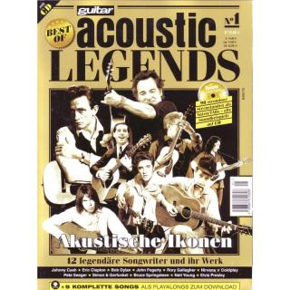 Best of guitar acoustic Legends