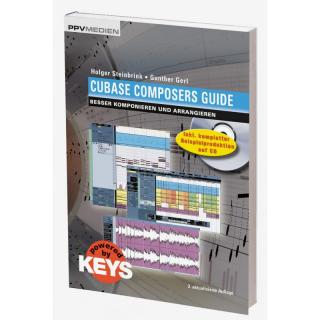 Cubase Composers Guide - 3. Auflage 2012