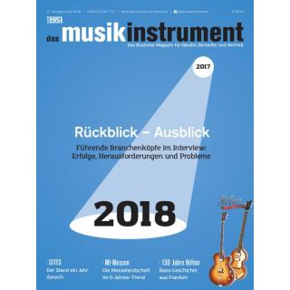 Das Musikinstrument 01 2018 PDF Download