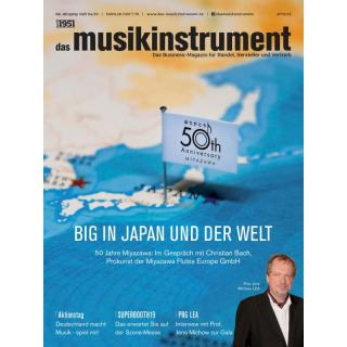 Das Musikinstrument 04 2019 Printausgabe oder PDF Download
