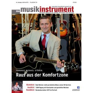 Das Musikinstrument 06 2015 PDF Download