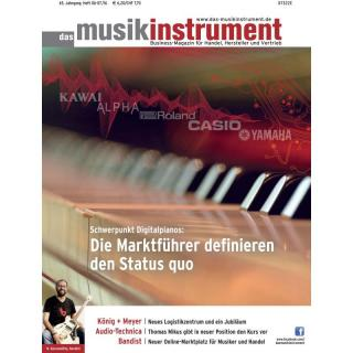 Das Musikinstrument 06 2016 PDF Download