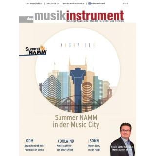 Das Musikinstrument 08 2017 PDF Download