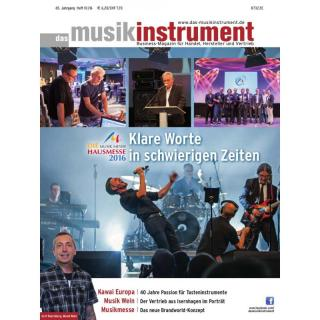 Das Musikinstrument 10 2016 PDF Download