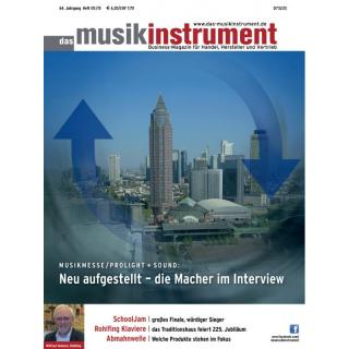 Das Musikinstrument 05 2015 PDF Download