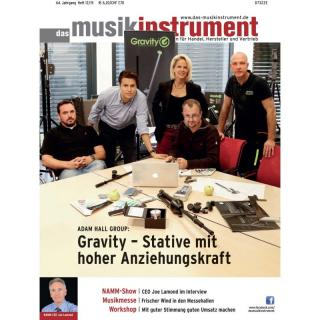 Das Musikinstrument 12 2015 Printausgabe oder PDF Download