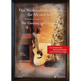 Weihnachtslieder Gesang.Das Weihnachtsliederbuch Für Alt Und Jung Gesang Und Gitarre