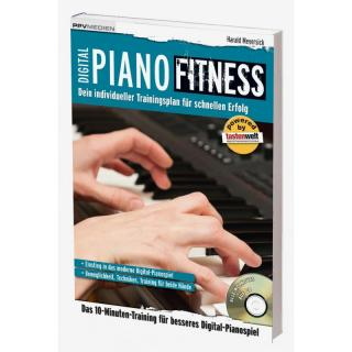 Digital Piano Fitness - ohne CD