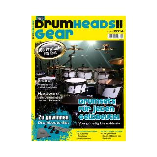 DrumHeads!! Gear 2014