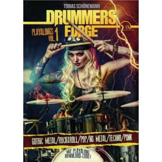 Drummers Forge Playalongs Vol. 1