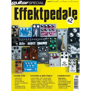 guitar guide 2018 -  Guitar Special Printausgabe oder PDF Download PDF Download