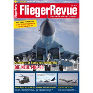 FliegerRevue 04 2018 PDF Download