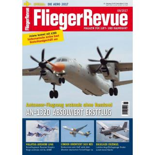 FliegerRevue Magazin Ausgabe 12-2016