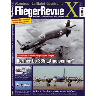 FliegerRevueX aktuelle Ausgabe
