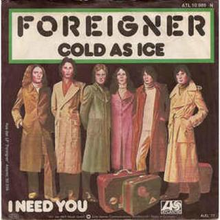 Foreigner - Cold As Ice Playalong